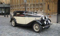 1933 Vintage Roesch Talbot 3 position drop-head 3