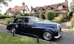1957 Bentley S1 in Metallic Royal Blue 9