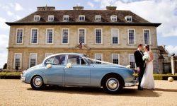 1965 Daimler V8 in Metallic Blue