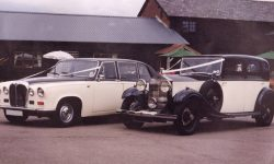 1934 RR 'Mulliner' and Matching Daimler - Copy - Copy (2)