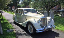 1950 MK V Jaguar in Ivory 6