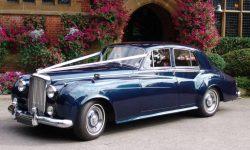 1957 Bently S1 in Metallic Royal Blue