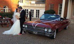 1962 Cadillac Eldorado Biarritz convertible in Cherry Red 4