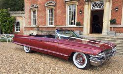 1962 Cadillac Eldorado Biarritz convertible in Cherry Red 6