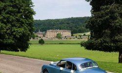 1965 Daimler V8 with MK II body in Metallic Blue 4