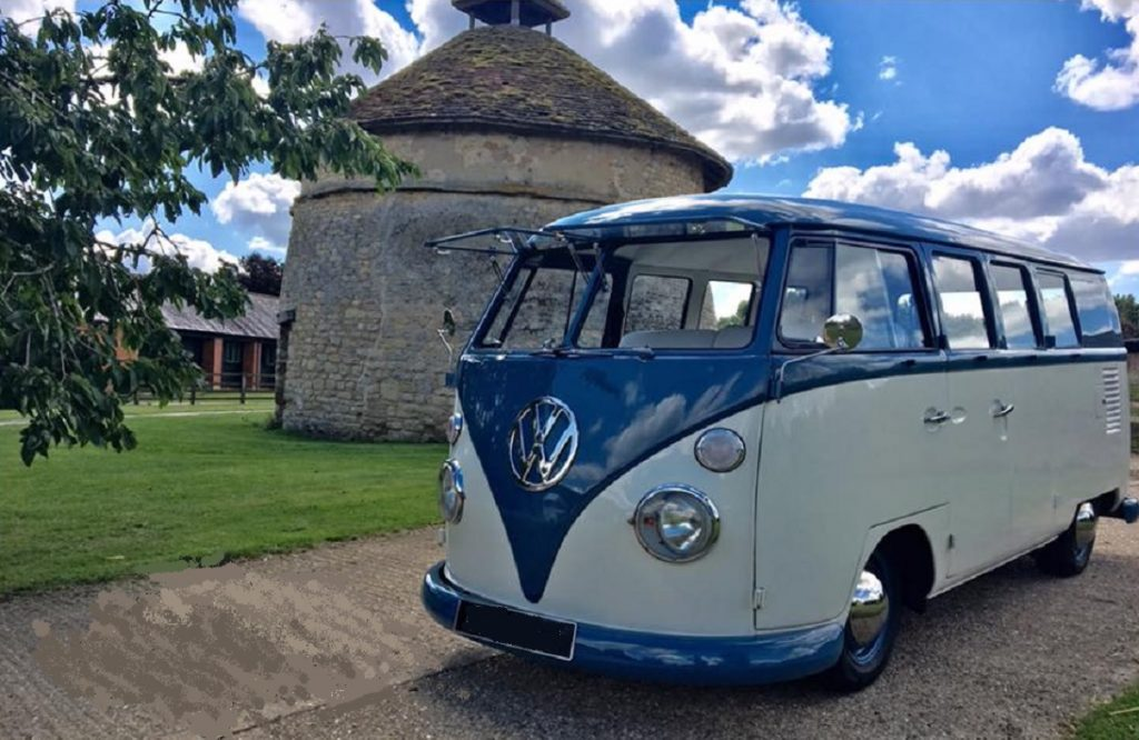 Classic Wedding Car Hire Milton Keynes