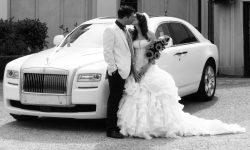 Rolls Royce Silver Ghost in White 3