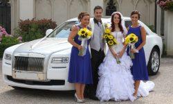 Rolls Royce Silver Ghost in White 4