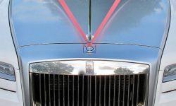 Rolls Royce Silver Ghost in White new 4