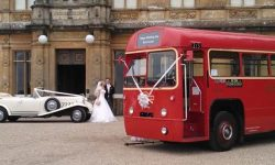 39 passenger AEC Single Deck RF Bus in London Transport Red (with Beauford)