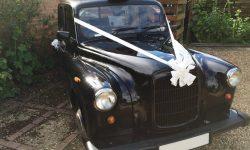 Black Fairway London Wdding Cab 4