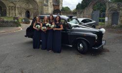 Black Fairway Wedding Cab 5