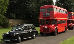 Classic Black Fairway & Routemaster