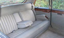 Daimler Interior 1