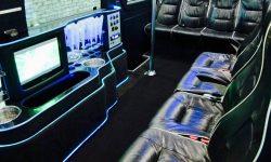 Merc Party Bus Interior 10