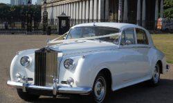 1960 Rolls Royce Silver Cloud II in White